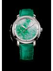 Green Marble Jade 40mm